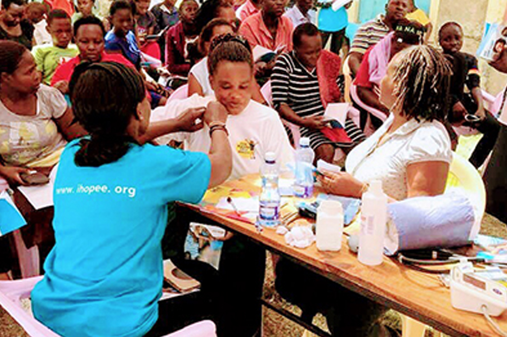IHOPEE MEDICAL MISSION TO KENYA MARCH 2019