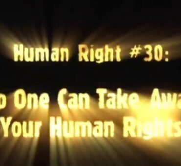 Human Right 30