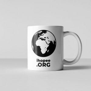 IHOPEE WORLD MUG